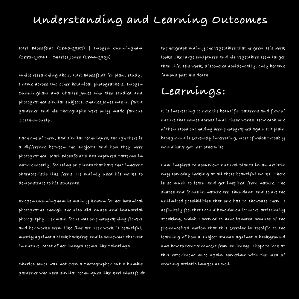 Learning-Outcomes